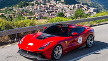 US-only Ferrari limited edition could be an F12 NART Spyder