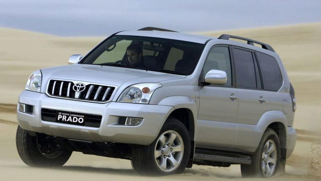 Toyota's LandCruiser Prado