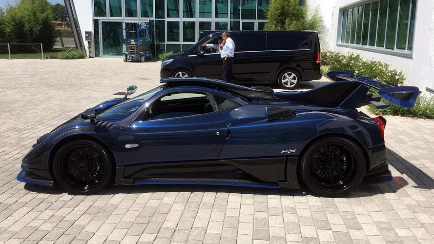Pagani Zonda proves it's immortal with another special version