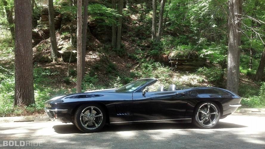Chevrolet Corvette Custom Convertible