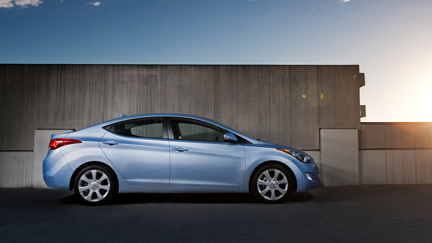 2013 Hyundai Elantra recalled for brake lights that don't turn off