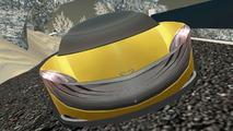 Mazda Hakaze Concept on Second Life