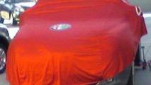 First Alfa Junior Spy Photos?