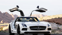 Mercedes SLS AMG Black Series pricing announced (US)