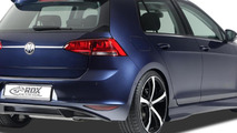 Volkswagen Golf VII receives minor styling tweaks from RDX