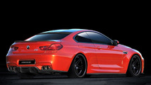 Vorsteiner previews their styling program for the BMW M6
