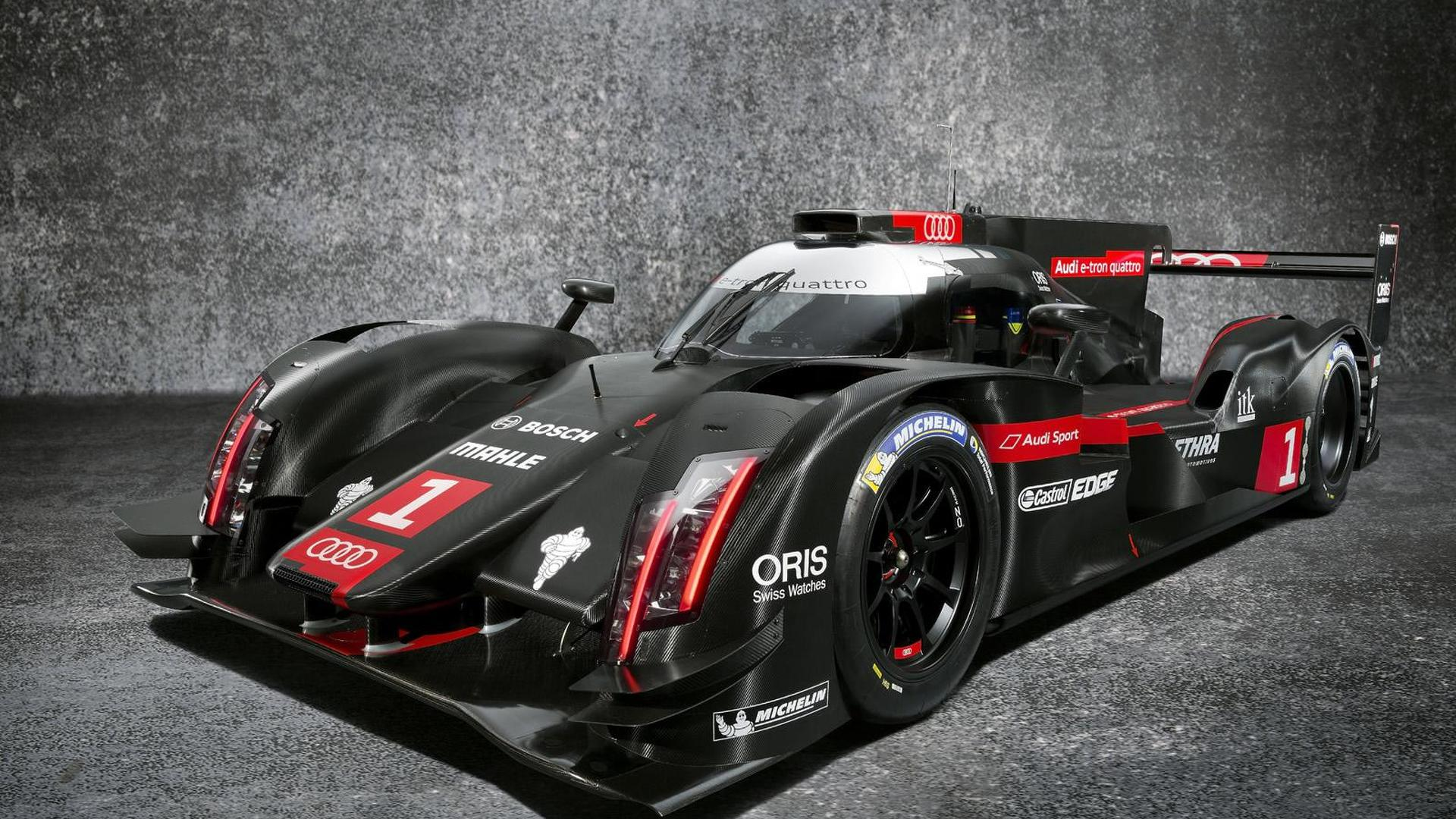 Audi R18 e-tron quattro to use an improved all-wheel drive system & Motor Generator Unit