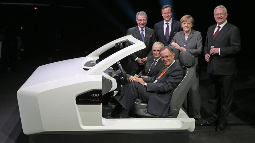 Audi introduces the James 2025 virtual cockpit of the future [video]