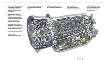 2015 Mercedes-Benz CLS will be first US model with nine-speed gearbox - report