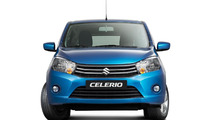 2014 Suzuki Celerio launched in Geneva in European specification
