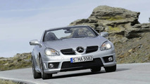 Mercedes SLK Facelift