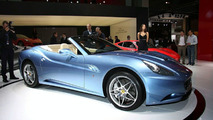 Ferrari California Unveiled at Paris Motor Show