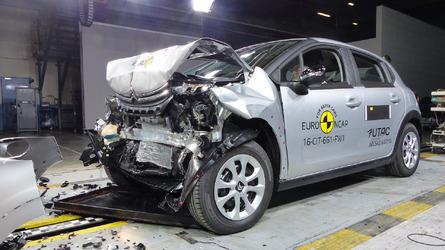 Euro NCAP criticizes 'old' Fiat, 'mediocre' Ford
