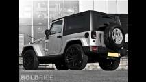 A. Kahn Design Jeep Wrangler Silver