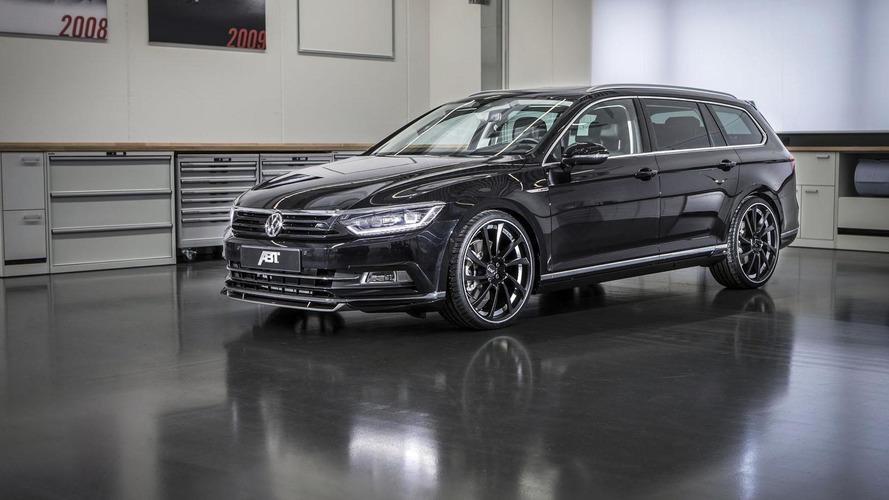 ABT Sportsline tunes the Volkswagen Passat