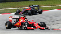 F1 trio plays down Ferrari's Sepang form