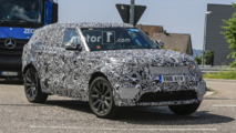 Range Rover Sport Coupe spy photos 6.13.2016