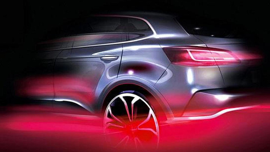 Borgward suggests their upcoming crossover will be offered with petrol & diesel engines