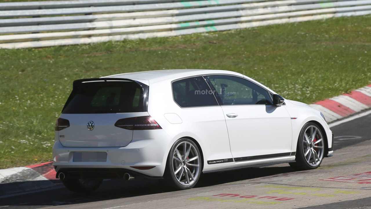 vw golf gti clubsport s confirmed for w rthersee with 310. Black Bedroom Furniture Sets. Home Design Ideas