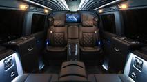 Carisma Auto Design turns the Mercedes Viano into a Maybach-like van