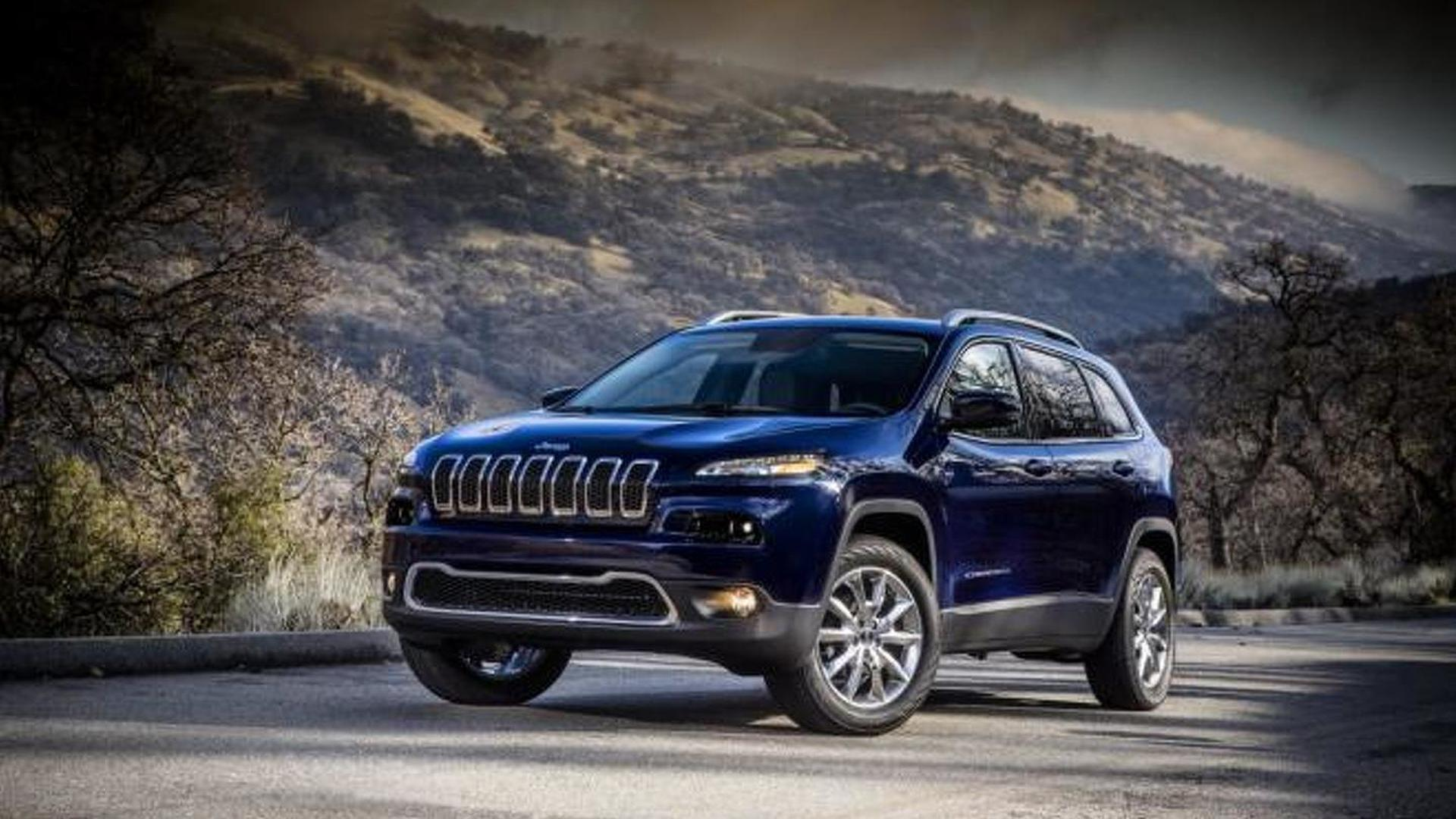 Jeep Cherokee SRT in the works - report