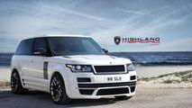 Merdad Collection prepares two-door 2013 Range Rover