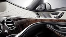 2014 Mercedes-Benz S-Class official interior photo