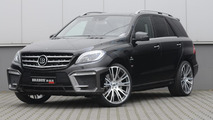 2012 Mercedes-Benz ML 63 AMG by Brabus