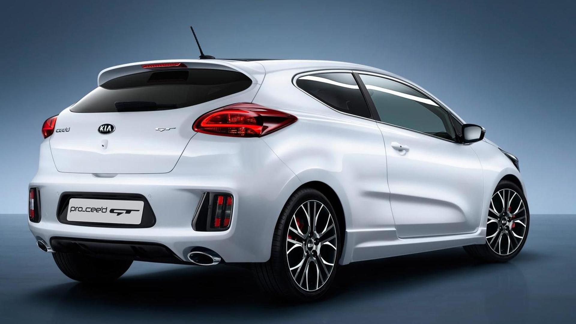 2013 Kia cee'd and pro_cee'd GT fully revealed