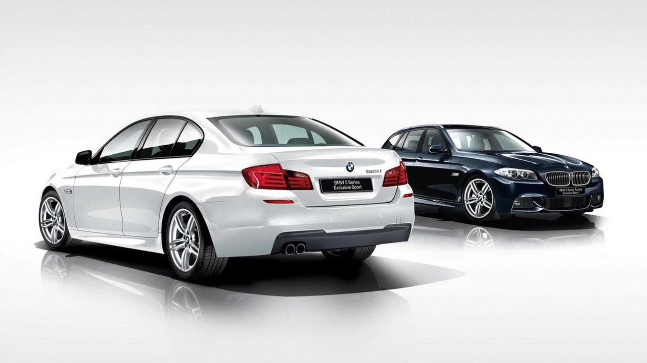 BMW 5-Series Exclusive Sport edition