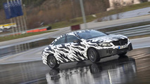 2013 Mercedes-Benz CLA official spy photo