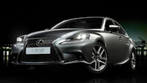 Lexus IS F to be discontinued - report