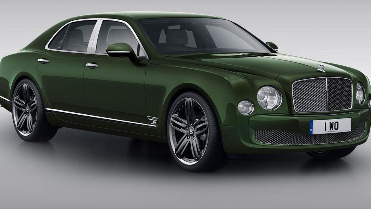 Bentley Mulsanne Le Mans Edition 09.5.2013