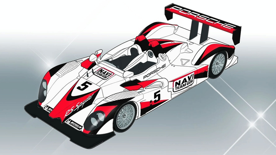 Porsche Announce Two RS Spyders to Compete in Le Mans