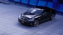 Wald styling program for 2010 Lexus LS460 facelift - 1333