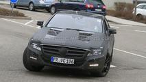 2011 Mercedes CLS-Class spy photos - 17.02.2010