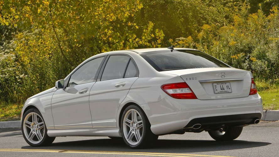 Mercedes Considering U.S. Built C-Class