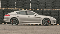 Porsche Panamera Boosted by Mcchip