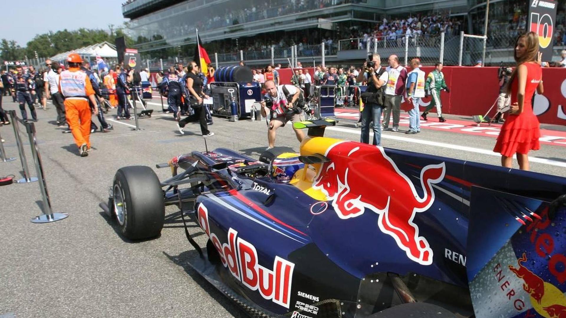 Webber backtracks on 'harsh' Monza review