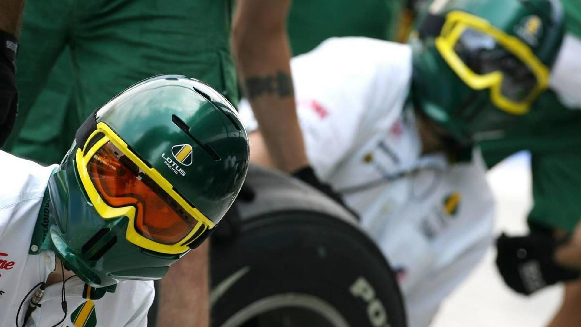 Team Lotus to replace reserve Fauzy with GP2 drivers