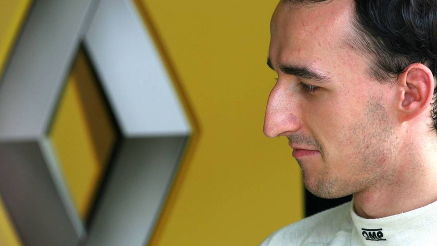 Kubica commits to Renault for two more years