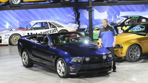 2010 Ford Mustang debut at Los Angeles Auto Show 2008