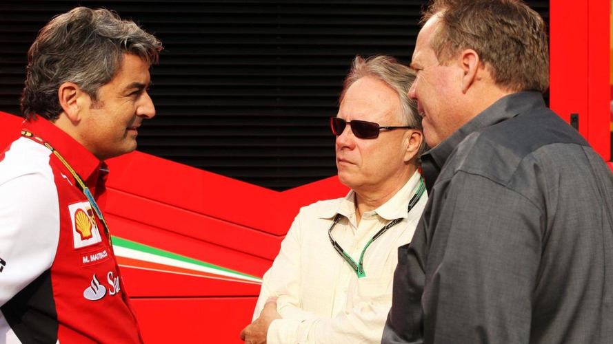 Haas reveals extent of Ferrari tie-up
