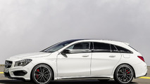 5-twin-spoke wheels for Mercedes-Benz CLA-Class
