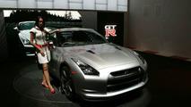 Nissan GT-R at Geneva