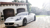 Ferrari California with ADV.1 wheels, 1024, 23.12.2011