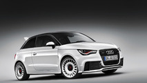 Audi A1 quattro - 20.12.2011