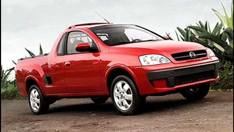 Chevrolet Montana 1.4 Econoflex dobra vendas e passa Saveiro