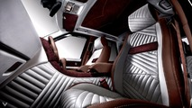 'Britain's Got Talent' Range Rover Sport prize gets new Vilner interior