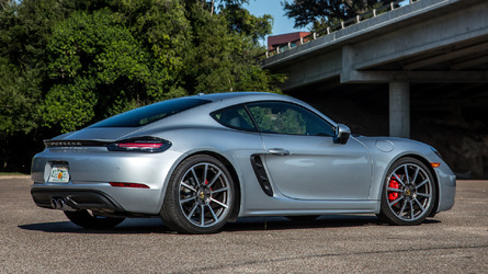 2017 Porsche 718 Cayman: First Drive